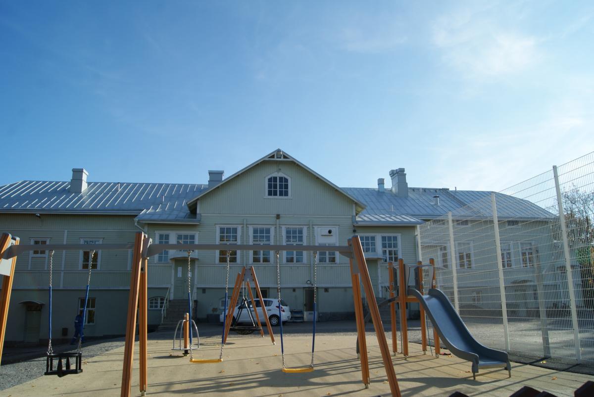 Raunistulan Koulu